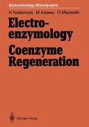Electro-enzymology Coenzyme Regeneration