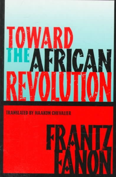 Download Toward the African Revolution Book
