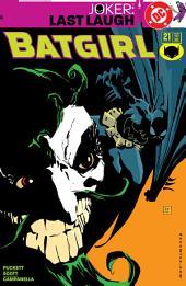 Batgirl (2000-) #21