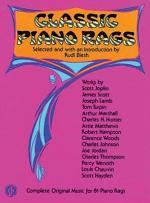 Classic piano rags
