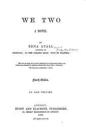 We Two: A Novel