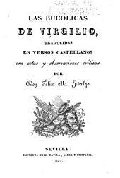 Las Bucólicas de Publio Virgilio Maron