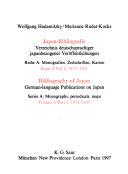 Bibliography of Japan PDF