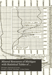 Mineral Resources of Michigan with Statistical Tables of Production and Value of Mineral Products For...: Issue 6