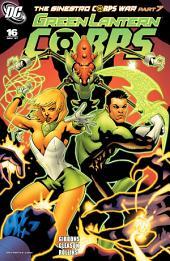 Green Lantern Corps (2006-) #16