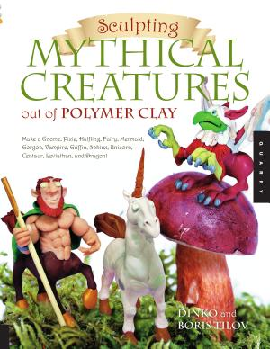 Sculpting Mythical Creatures out of Polymer Clay PDF