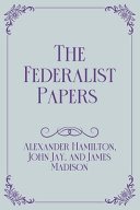 Download The Federalist Papers Book