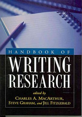 Handbook of Writing Research PDF