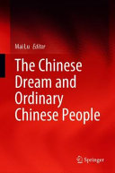 The Chinese Dream and Ordinary Chinese People