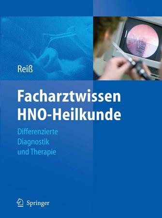 Facharztwissen HNO Heilkunde PDF