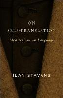 On Self Translation PDF