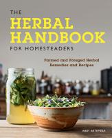 The Herbal Handbook for Homesteaders PDF