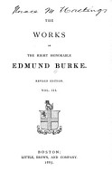 The Works of the Right Honorable Edmund Burke PDF