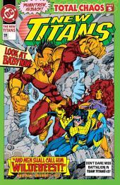 The New Titans (1988-) #91