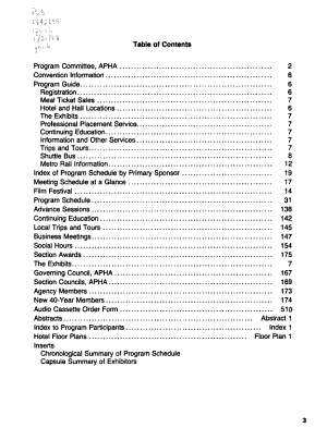 Annual Meeting of the American Public Health Association and Related Organizations PDF