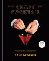 The New Craft of the Cocktail PDF