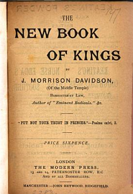 The New Book of Kings