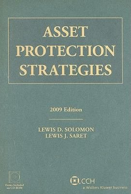 Asset Protection Strategies 2009