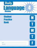 Daily Language Review  Grade 4 PDF