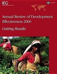 Annual Review of Development Effectiveness 2006 PDF