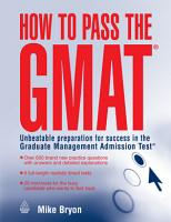 How to Pass the GMAT PDF