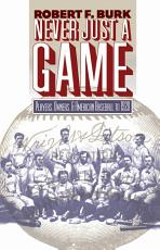 Never Just a Game PDF