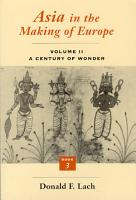 Asia in the Making of Europe  Volume II PDF