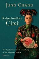 Kaiserinwitwe Cixi PDF
