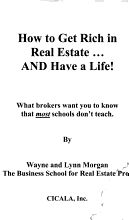 How to Get rich in REal Estate  PDF