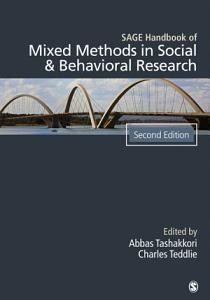 SAGE Handbook of Mixed Methods in Social & Behavioral Research