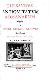 Thesaurus antiquitatum romanarum