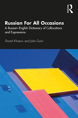Russian For All Occasions PDF