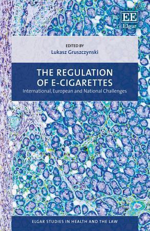 The Regulation of E cigarettes PDF