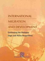 International Migration and the Global Community PDF