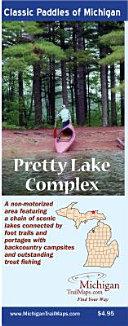 Pretty Lake Complex Map