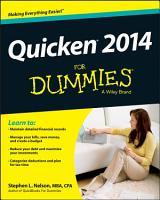 Quicken 2014 For Dummies PDF