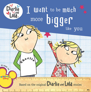 I Want to Be Much More Bigger Like You PDF