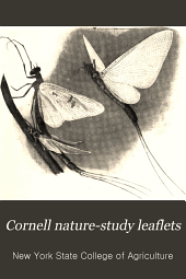 Cornell Nature-study Leaflets: Being a Selection, with Revision, from the Teachers' Leaflets, Home Nature-study Lessons, Junior Naturalist Monthlies, and Other Publications from the College of Agriculture, Cornell University, Ithaca, N.Y., 1896-1904