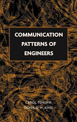 Communication Patterns of Engineers PDF