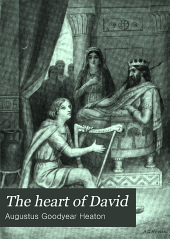 The Heart of David,: The Psalmist-king