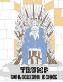 Trump Coloring Book