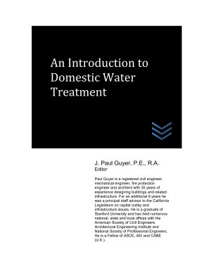 An Introduction to Water Treatment by Sulfide and Carbonate Precipitation