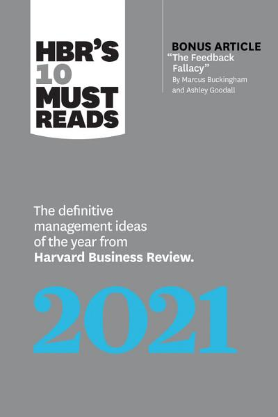 Download HBR s 10 Must Reads 2021 Book
