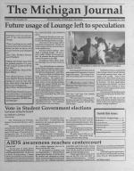 The Michigan Journal PDF
