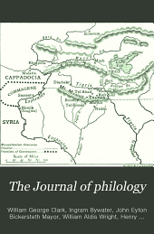The Journal of Philology: Volumes 27-28
