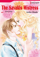 THE SAVAKIS MISTRESS: Harlequin Comics