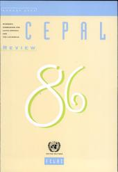 Cepal Review, August 2005: Issue 86