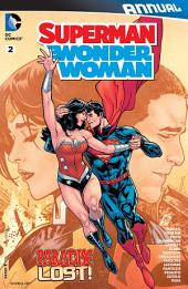 Superman/Wonder Woman Annual (2014-) #2