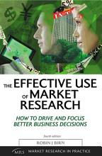 The Effective Use of Market Research PDF