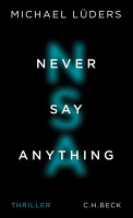 Never Say Anything PDF